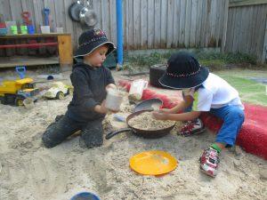 Messy Play Child Development