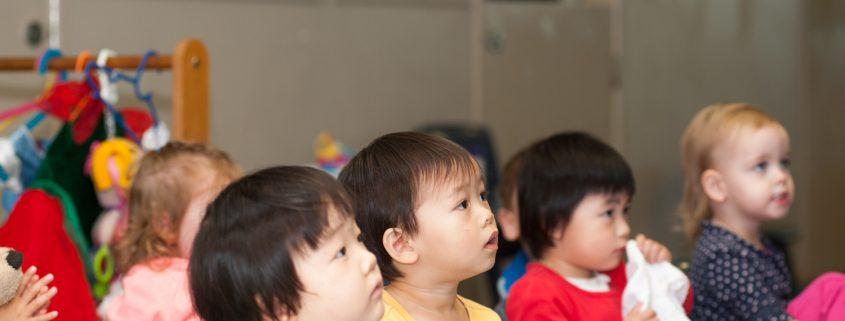 Does kindergartner behaviour follow us through life?