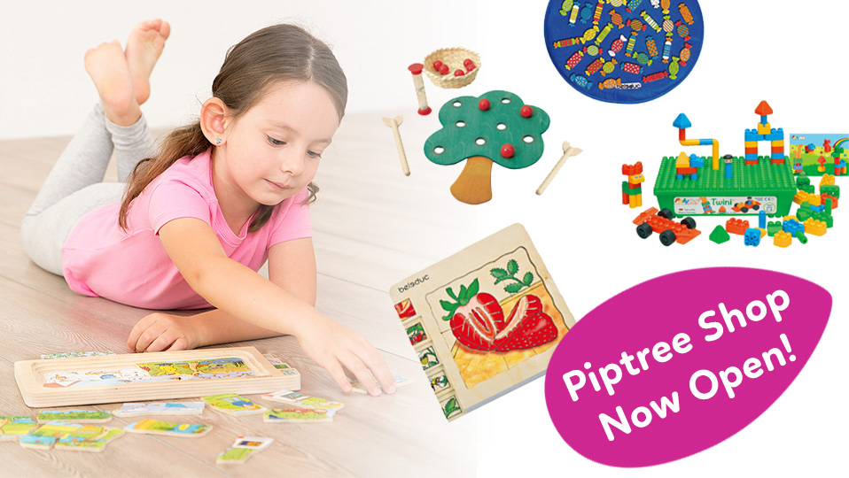 Piptree Shop Now Open!